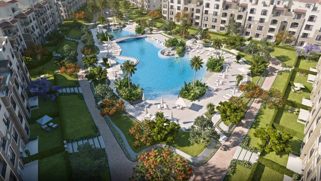 Stone Residence New Cairo Apartment Resale