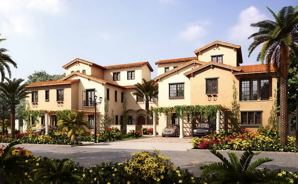 Townhouse in Hyde Park New Cairo