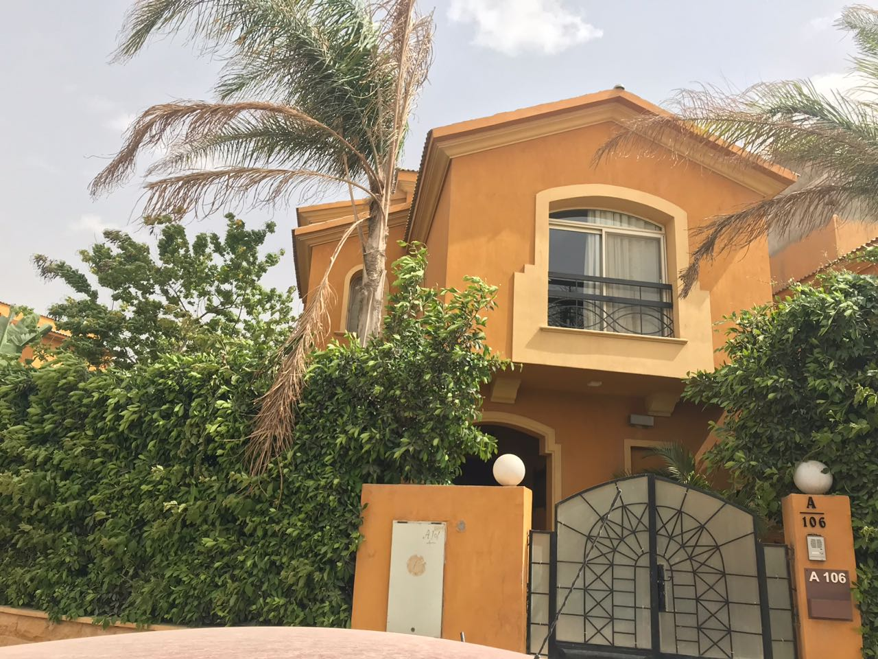 For Sale Twin House in Dyar Compound New Cairo