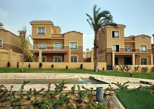 Resale Townhouse in Les Rois New Cairo