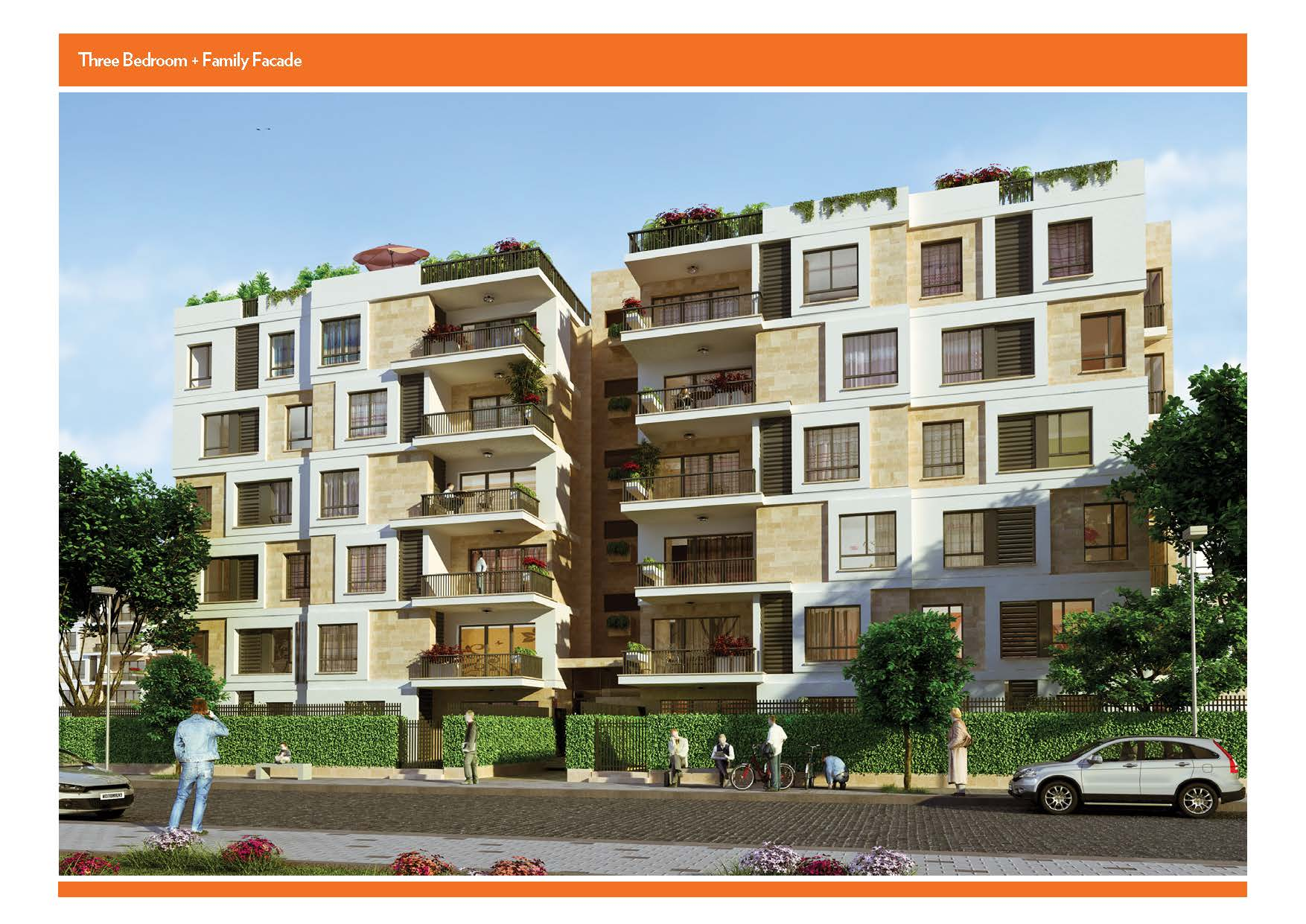 Apartment Resale in Eastown in New Cairo