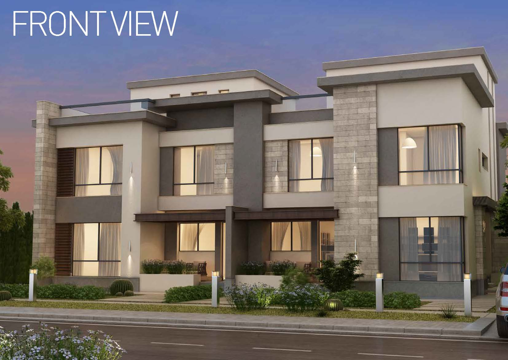 Twin House For sale in Villette New Cairo
