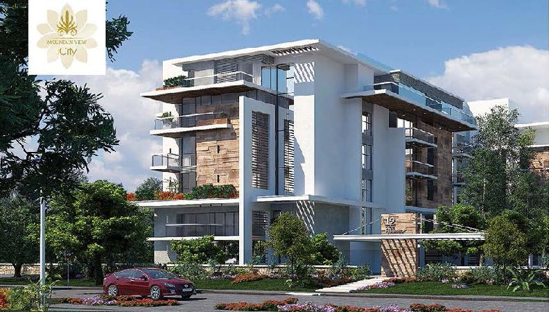 Apartment for sale in Mountain View iCity New Cairo