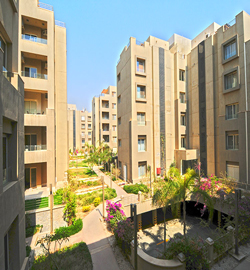 Resale apartment in The Village New Cairo