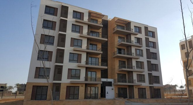 For Rent apartment in Eastown New Cairo