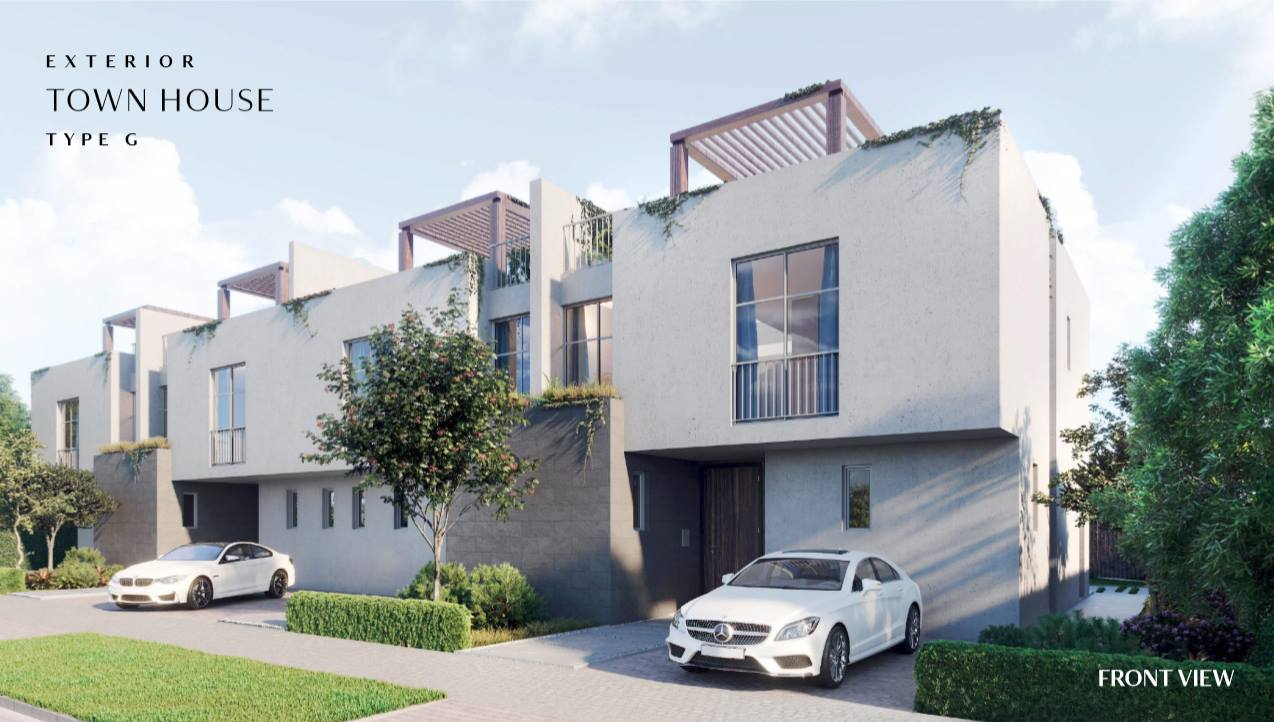 Townhouse For Sale in O West 6 October City