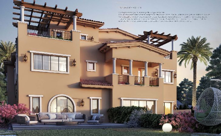 Hyde Park New Cairo, Twin House For Sale