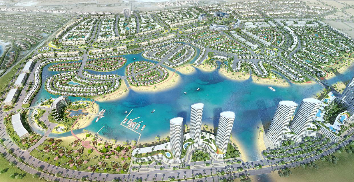 Apartment For Sale North Edge Towers Alamein