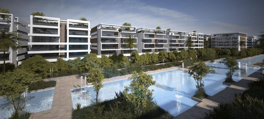 Lake View Residence Compound New Cairo