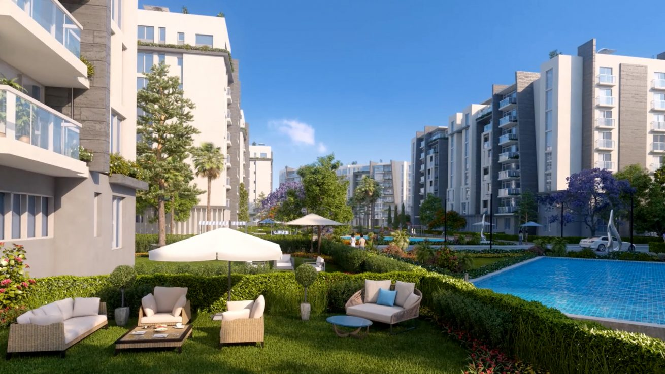 Apartment for sale in Pukka New Capital City