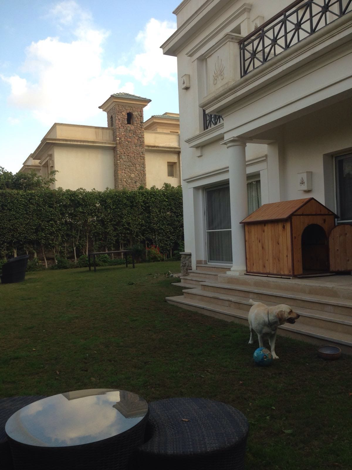 Modern Villa For Rent in Mountain View New Cairo